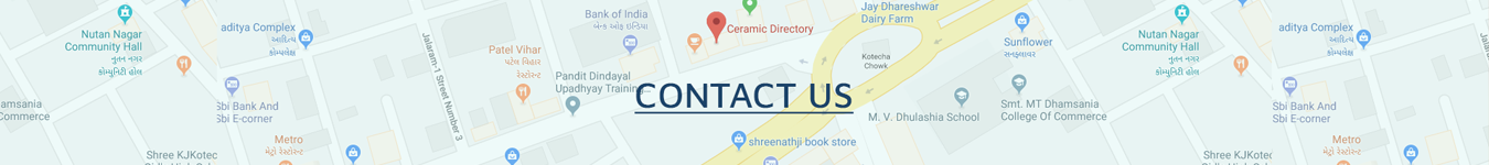 Contact Us Ceramic Directory